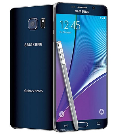 Забыл пароль на Samsung Galaxy Note 5