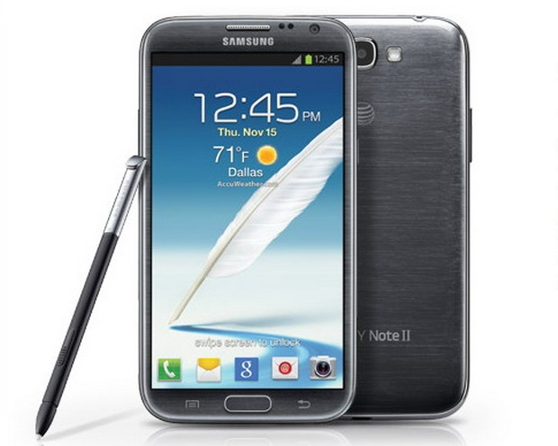 Samsung Galaxy Note 2 зависает