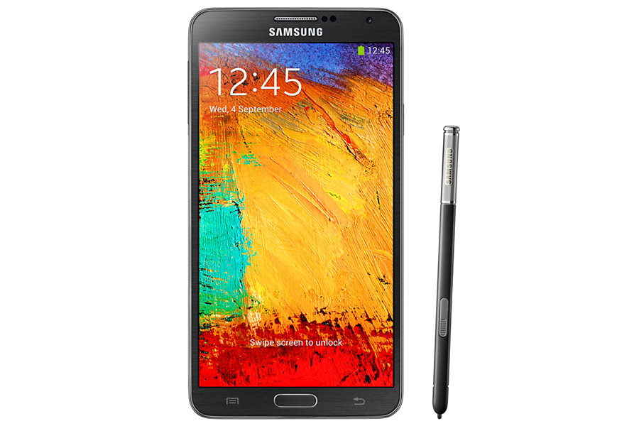 Не работает центральная кнопка на Samsung Galaxy Note 3